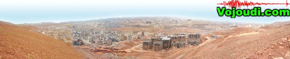ساخت و ساز در حریم گسل شمال تبریز