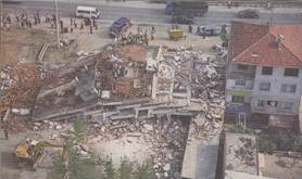 مدیریت آوار برداری زلزله در زلزله ایزمیت ترکیه - در ایران چه خواهیم کرد؟